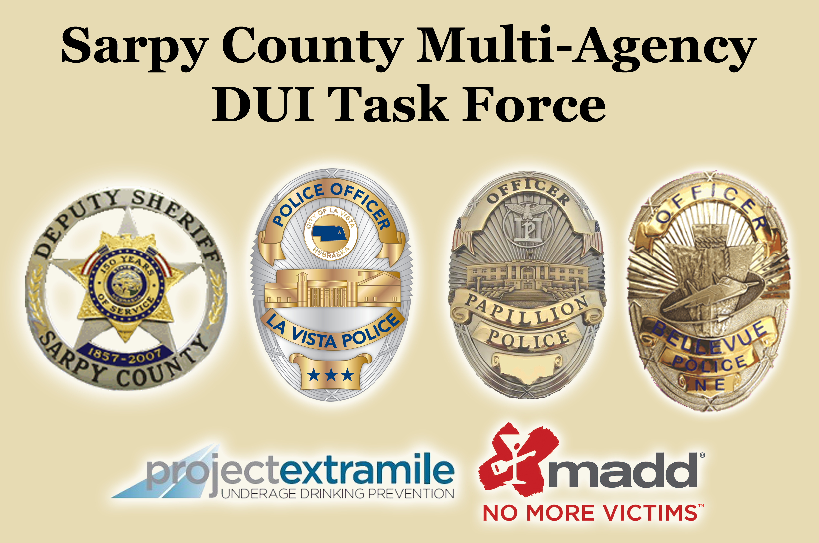 Sarpy County Multi Agency DUI Task Force